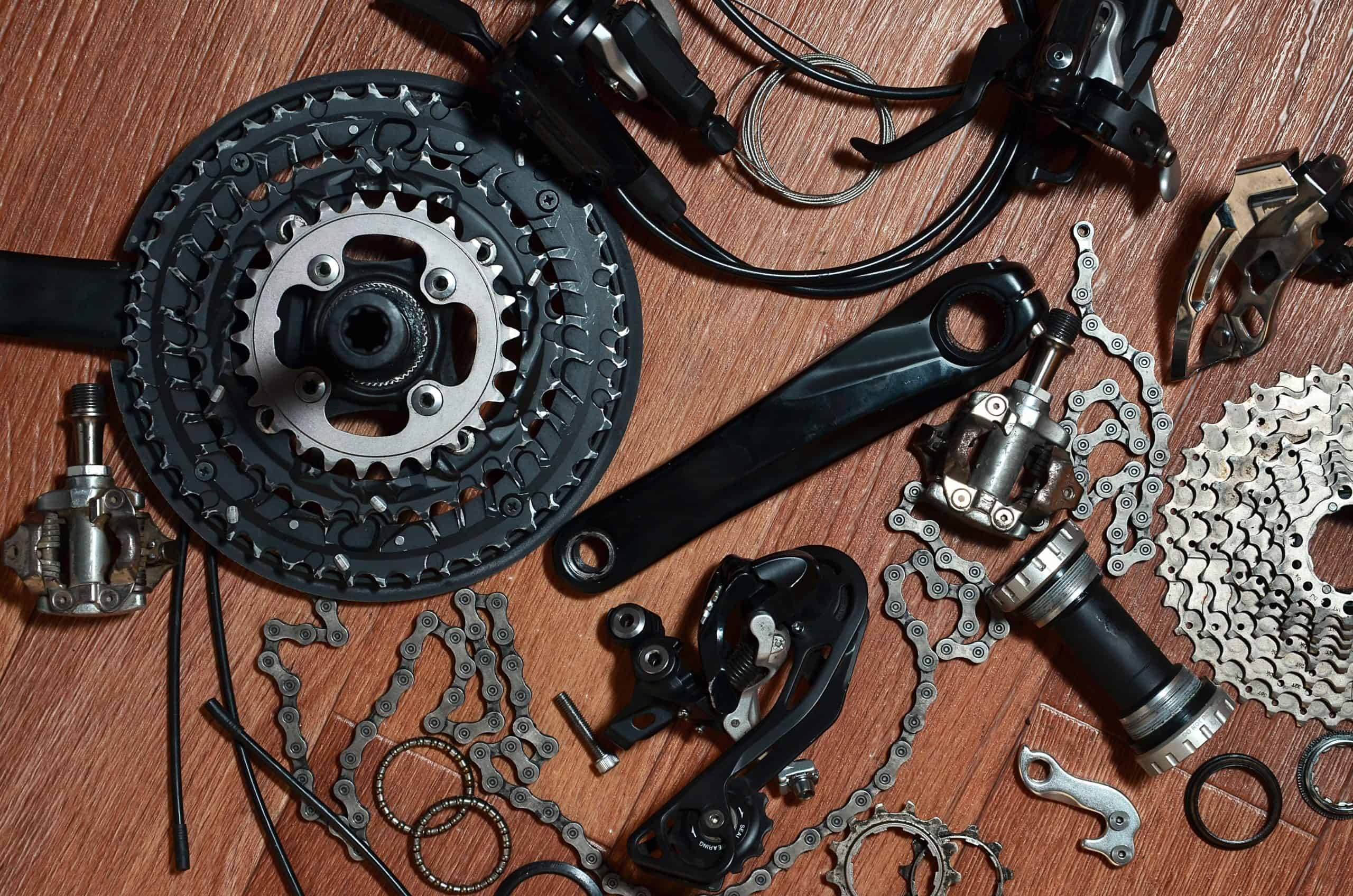 Components of a Bicycle